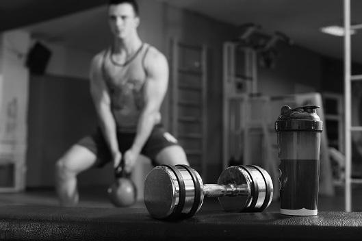 Программа питания и тренировок для набора массы для мужчин