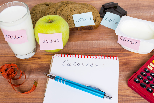 Как рассчитать суточную калорийность